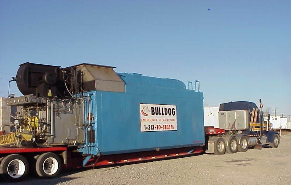 steam boilers texas